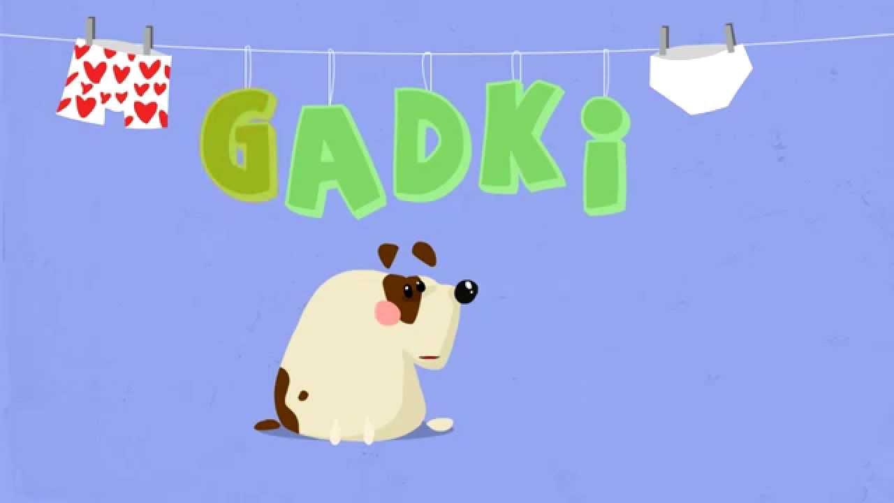 """Kampania Społeczna """"GADKI"""""""